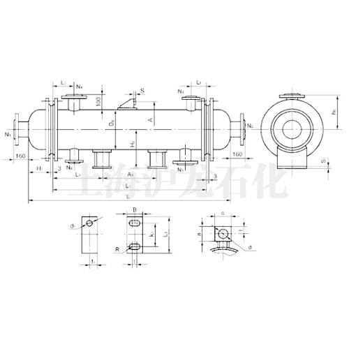 JHF型高效换热器