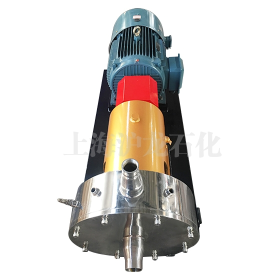 高速管线式均质乳化泵