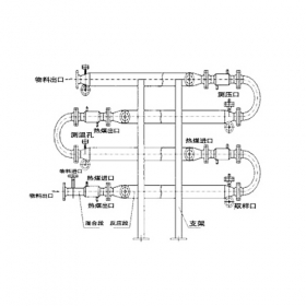 JH系列强化传热混合反应器